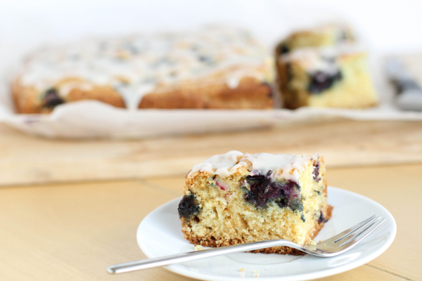 Blueberry Sour Cream Cake Southern Living Margaret Ajac