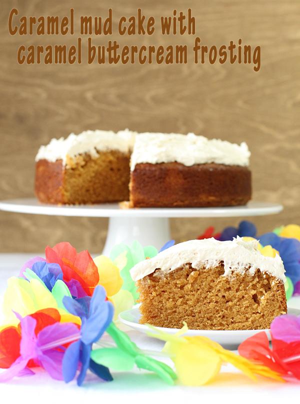 caramel cake 01