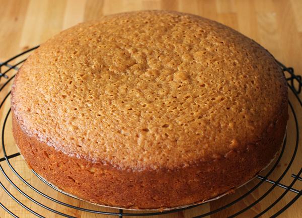 caramel cake 03