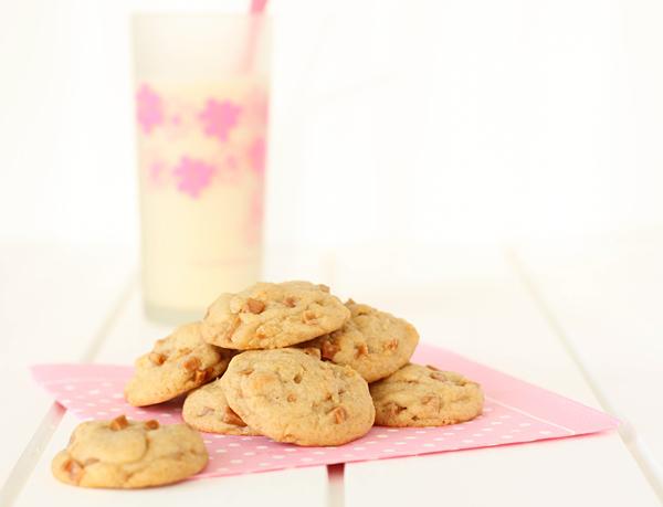 toffee chunk cookies 02