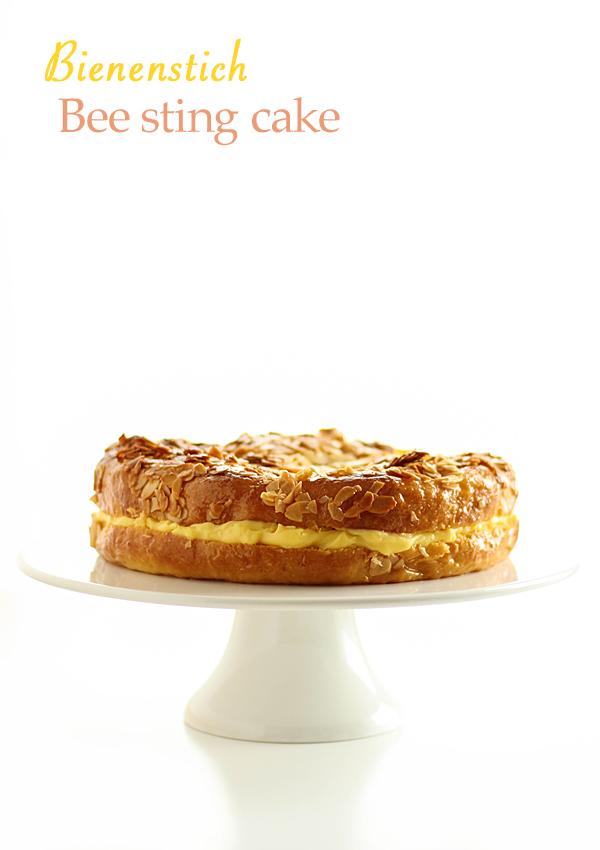 Bee Sting Cake Recipe