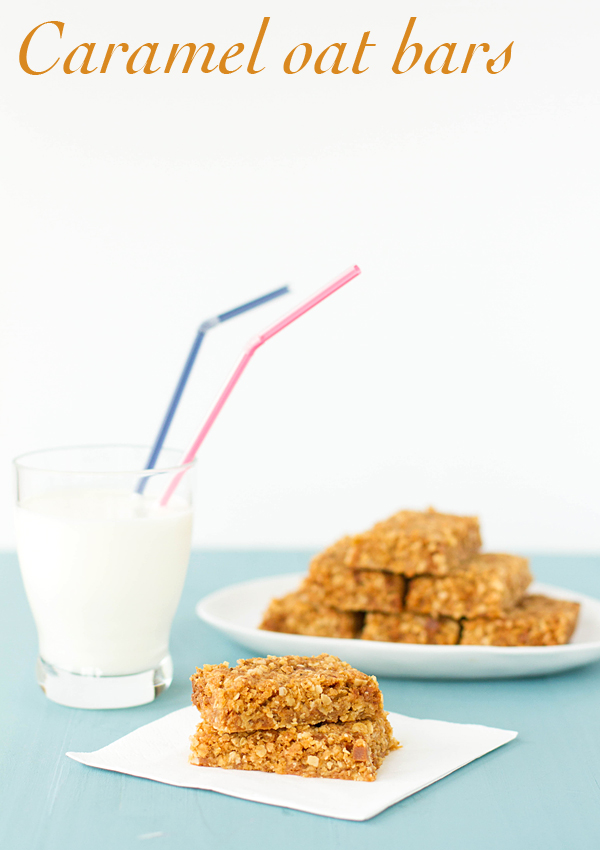 caramel oat bars final
