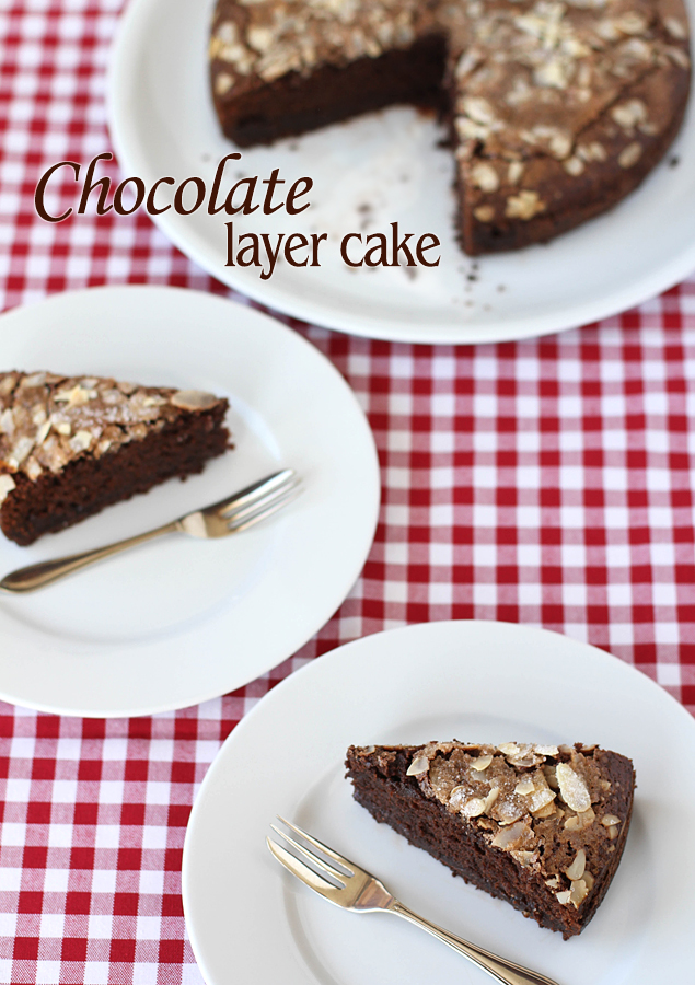 chocolate layer cake final