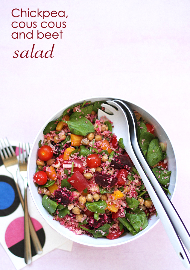 chickpea beet salad final