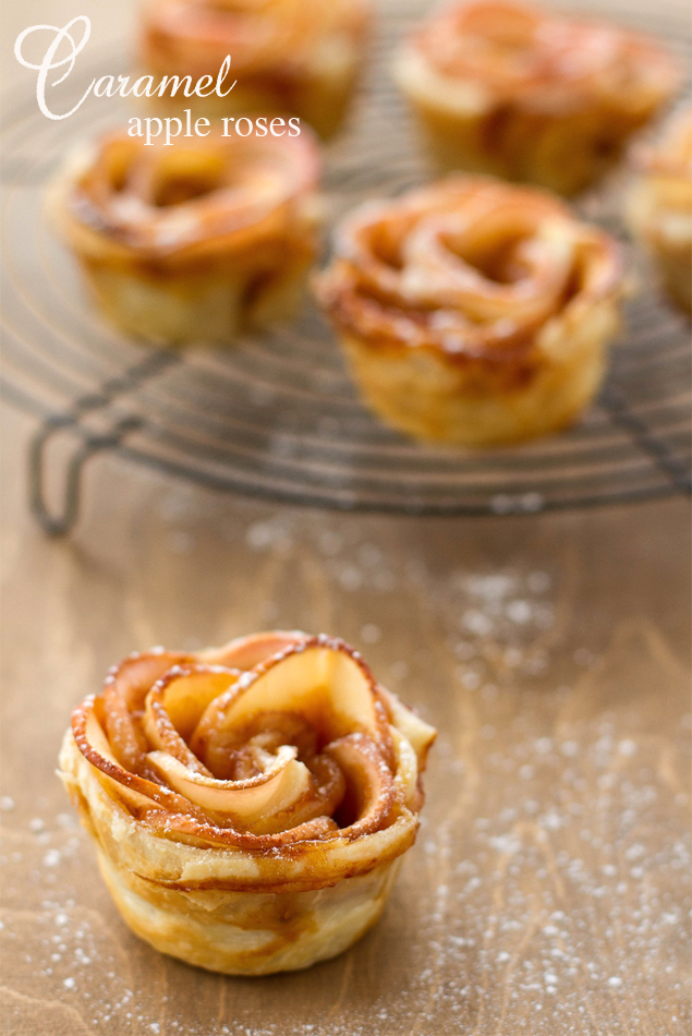 caramel apple roses final
