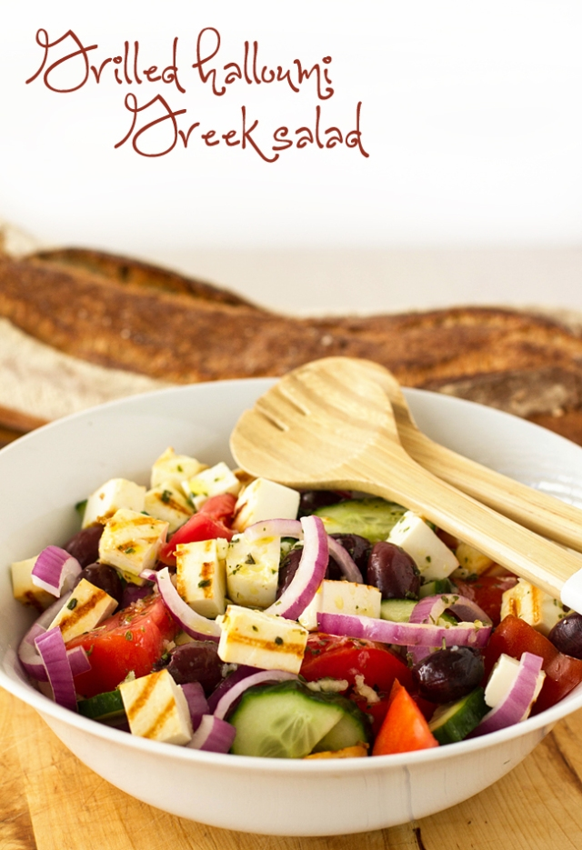 grilled halloumi greek salad final