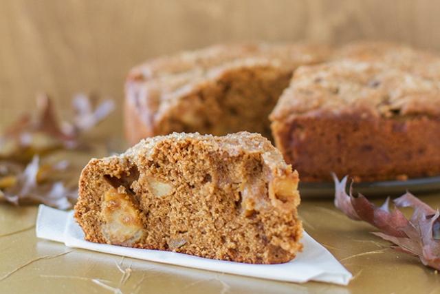 caramelised apple pear cake final 2